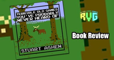Terrible old games you've probably never heard of: Book Review.