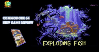 Exploding Fish – New C64 Game Review