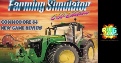 Farming Simulator C64 Edition – New Game Review.