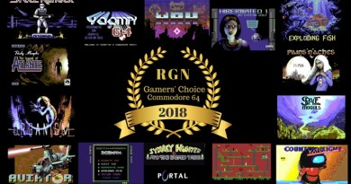 C64 Gamers' Choice 2018 Award…and the Winner Is?