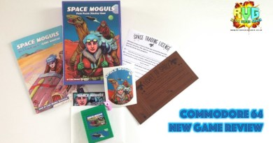Space Moguls – New C64 Game Review.