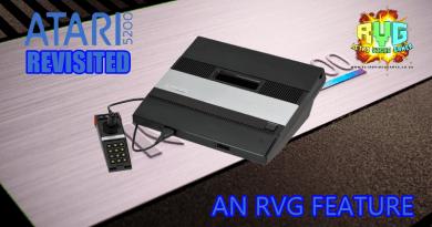 Atari 5200 Revisited.