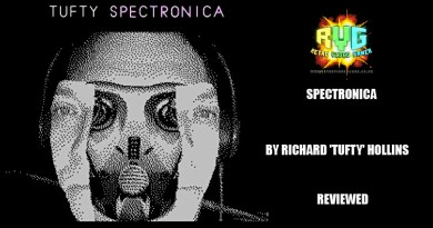 Spectronica – by Richard 'Tufty' Hollins.