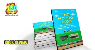 The Micro Kids – A 80s Adventure: Book Review.