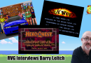 RVG Interviews Barry Leitch.
