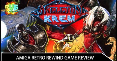 Skeleton Krew – Commodore Amiga Retro Rewind Review.