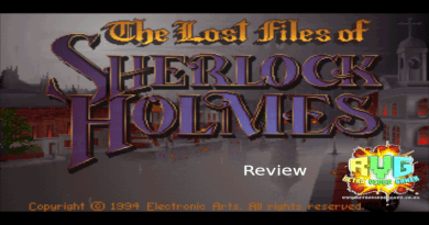The Lost Files of Sherlock Holmes – 3DO Review