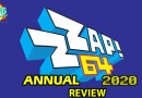ZZap! 64 Annual 2020 – Review.