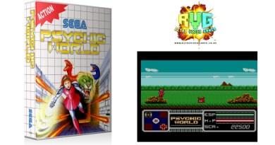 Psychic World – Master System