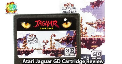 Atari Jaguar GD Cartridge: Review