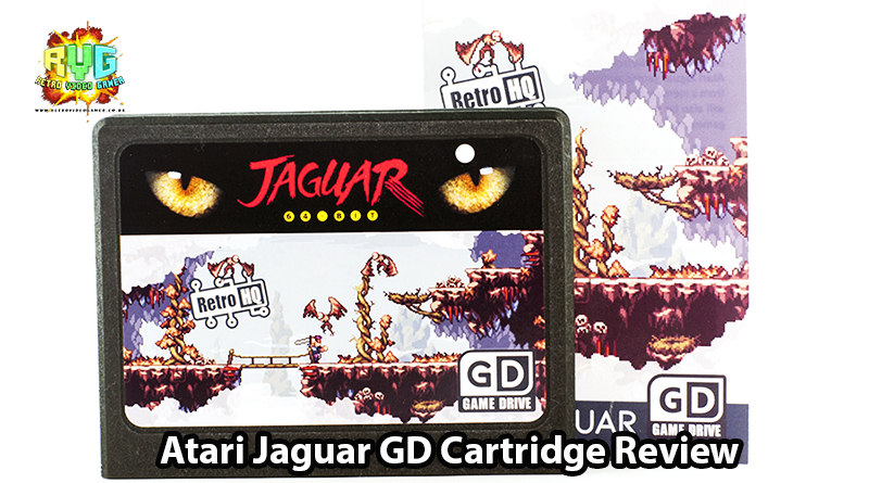 Atari Jaguar GD Cartridge