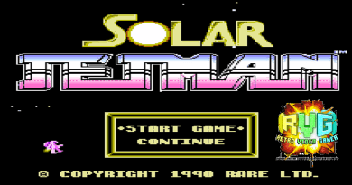Solar Jet Man NES Review