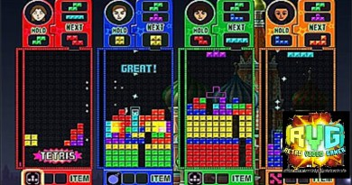 My Perfect Videogames #3 of 4 – Tetris (Various)