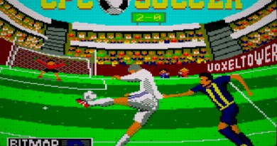 CPC Soccer: International Edition (Amstrad CPC Review)