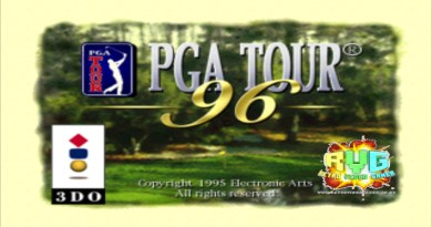 PGA Tour 96 – 3DO Review