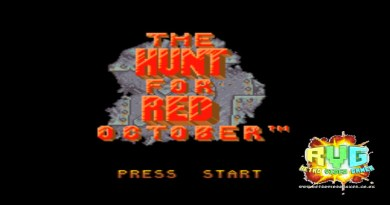 The Hunt For Red October – SNES Review