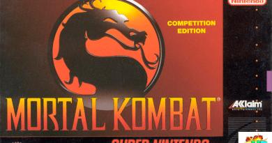 Mortal Kombat – SNES
