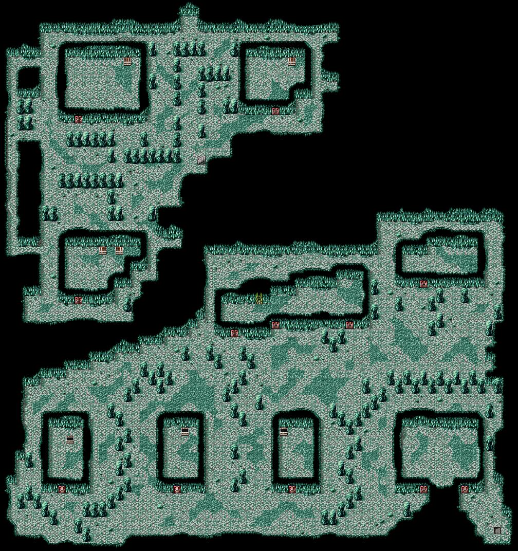Marsh Cave B2 Final Fantasy I Walkthrough