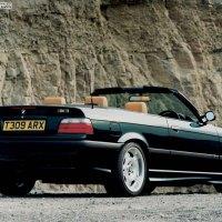 Z inzercie: BMW M3 E36 Cabrio