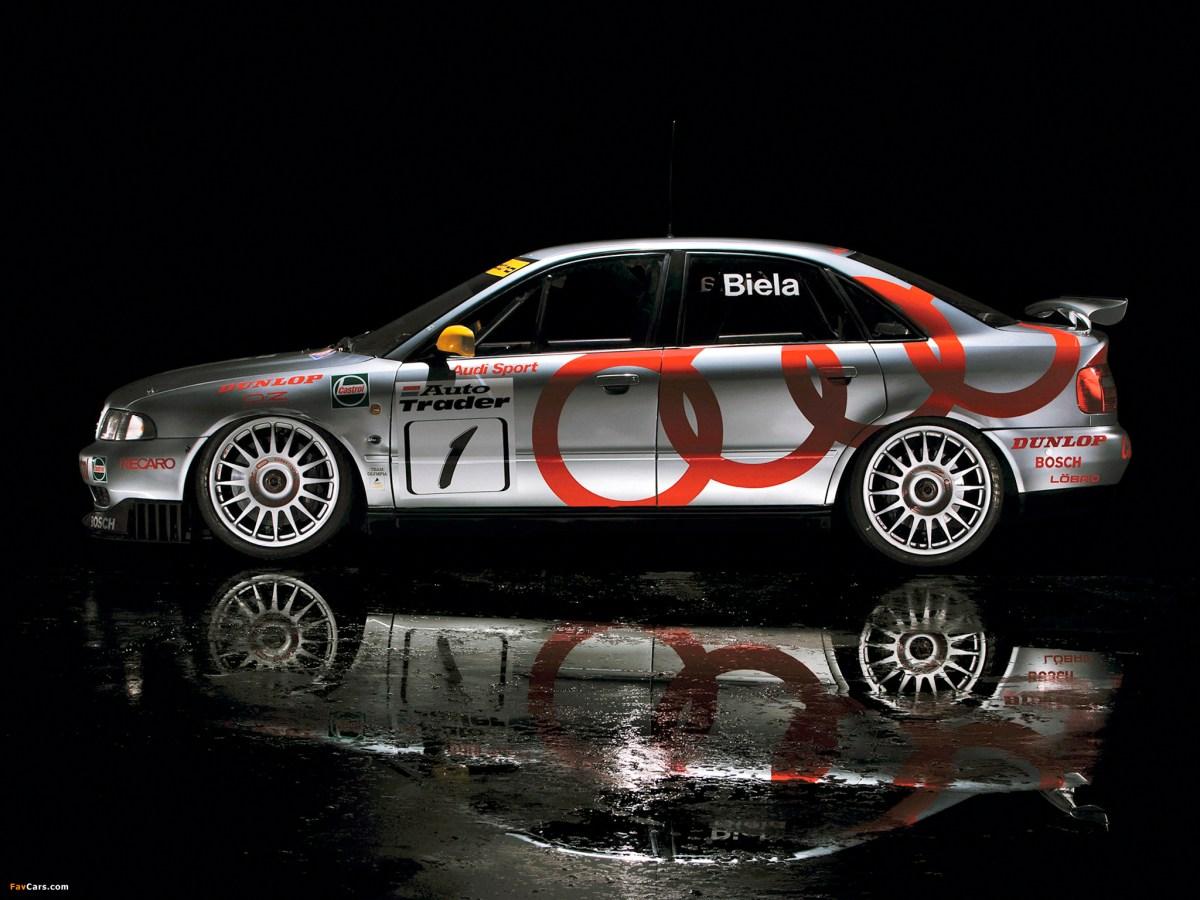 Zamyslenie: Audi A4 B5  budúca klasika?
