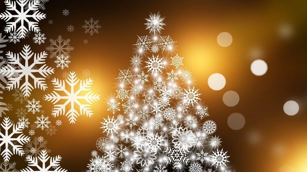 árboles de navidad caseros y reciclados