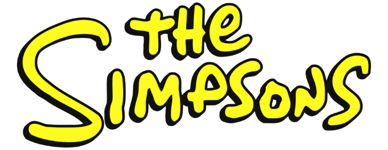 Image result for the simpsons logo
