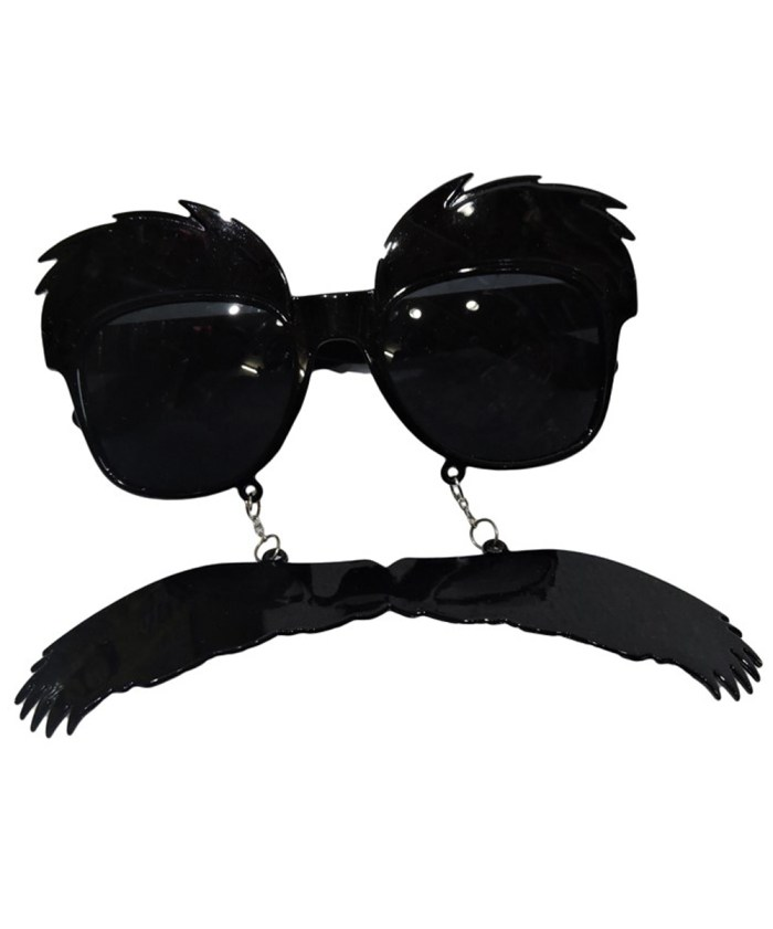 Moustache Man Party Prop Goggles