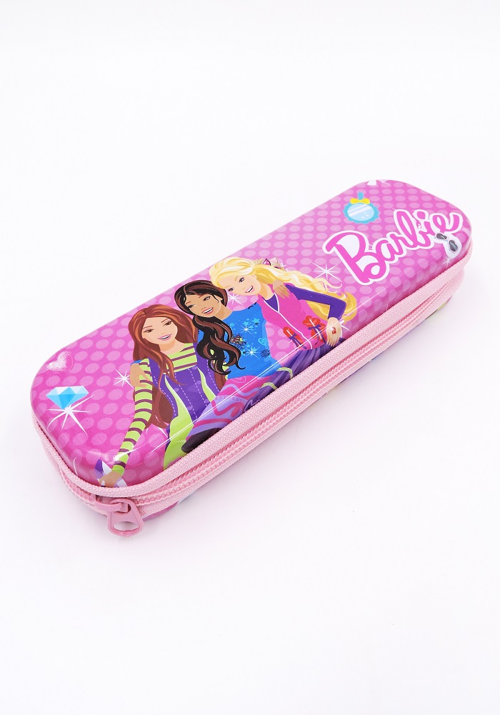 barbie theme return gifts for kids pencil box