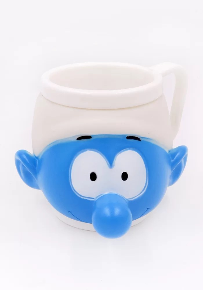 mug of the smurf kids mugs beautiful mugs for kids