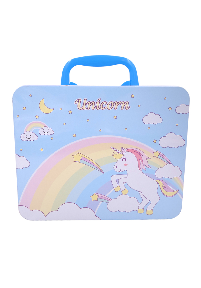Big size unicorn metal box online in india