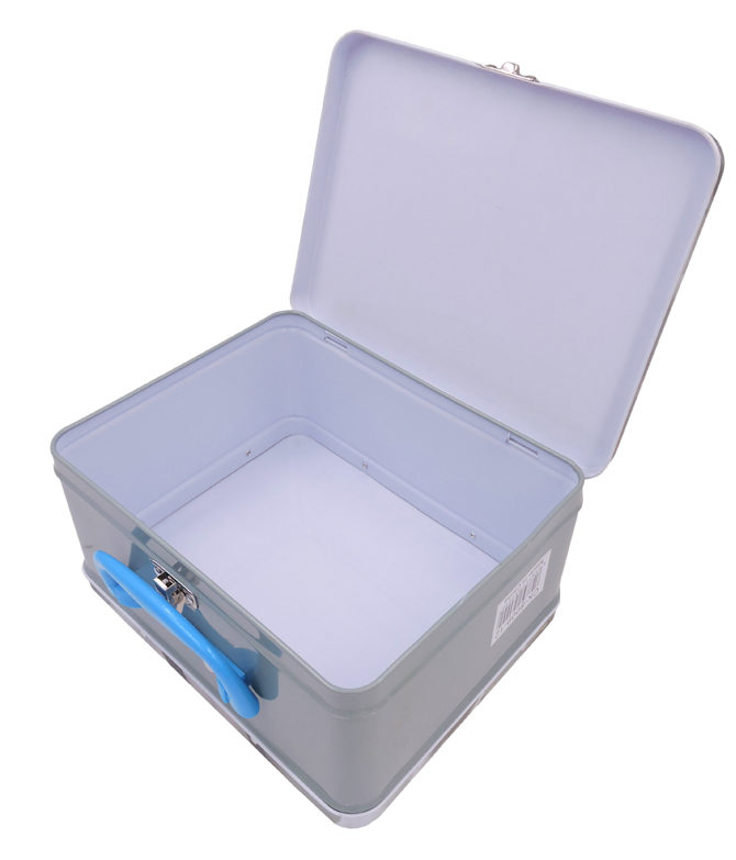 open PUBG metal box for return gifts