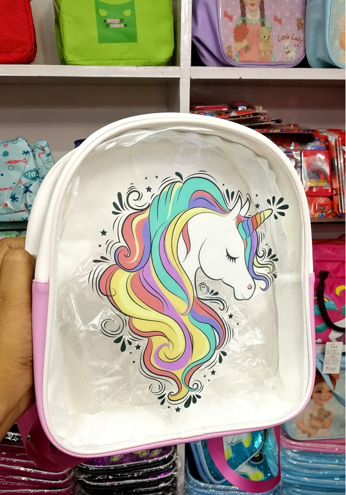 unicorn backpack for girls wholesale price online india