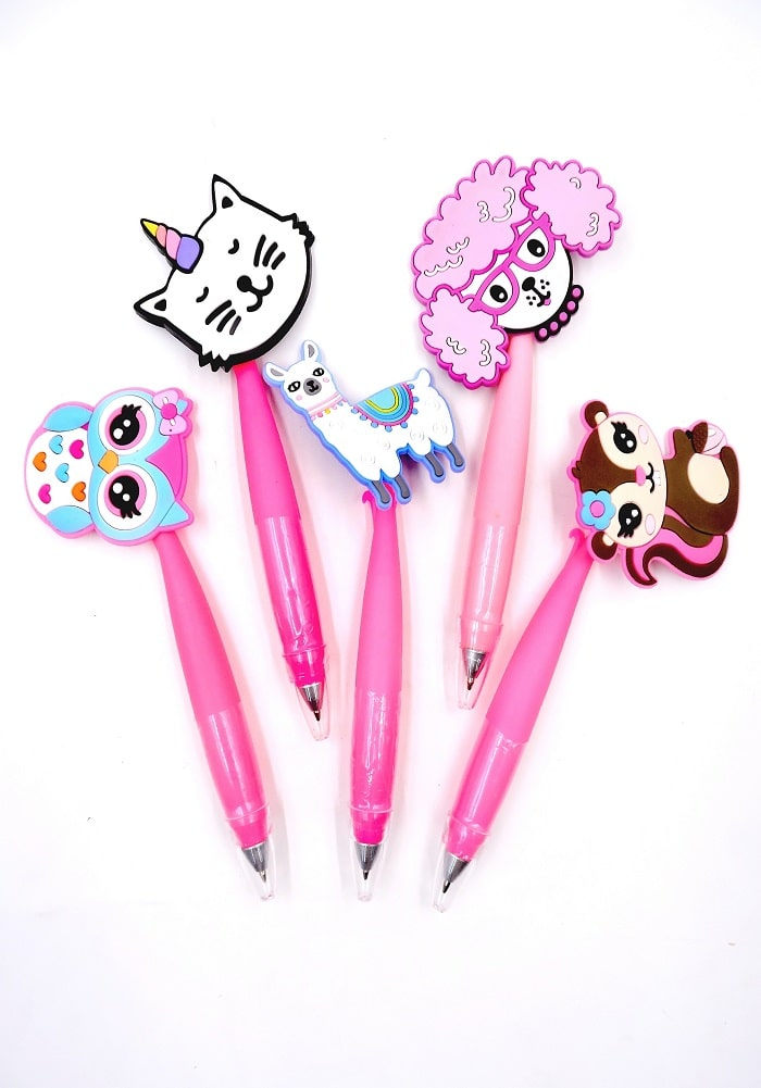 pens for animal theme cute gifts ideas