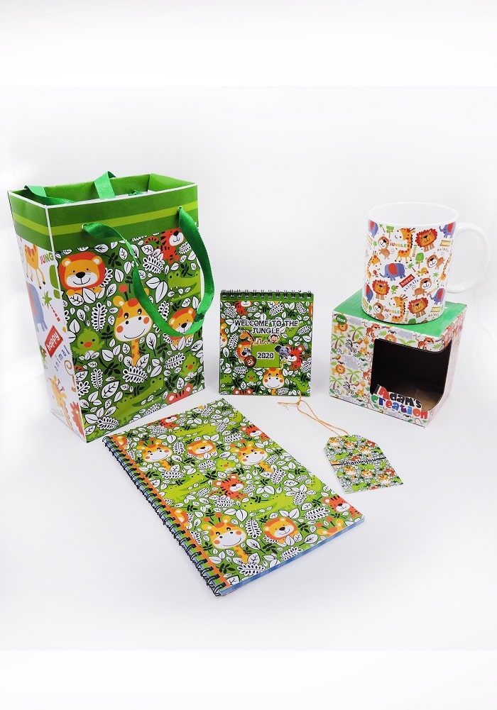 animal theme birthday return gifts combo for kids