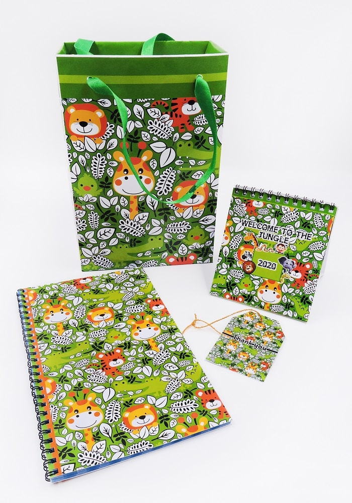 Return gifts for animal theme party combo