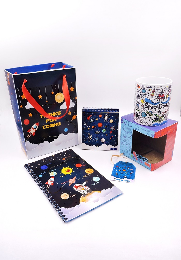 space theme birthday return gifts for kids combo elite 5 in 1