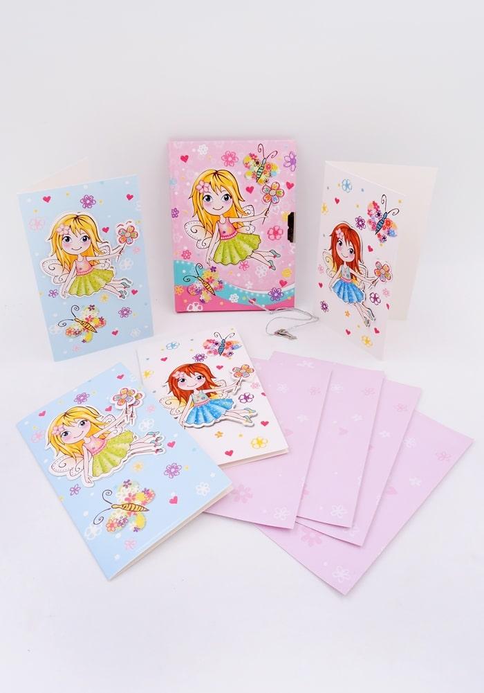 fairy theme cards