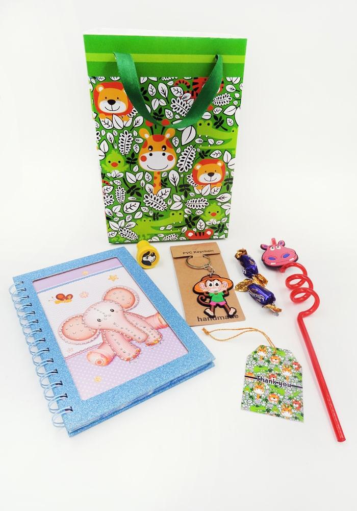 safari theme return gifts for kids combo gifting