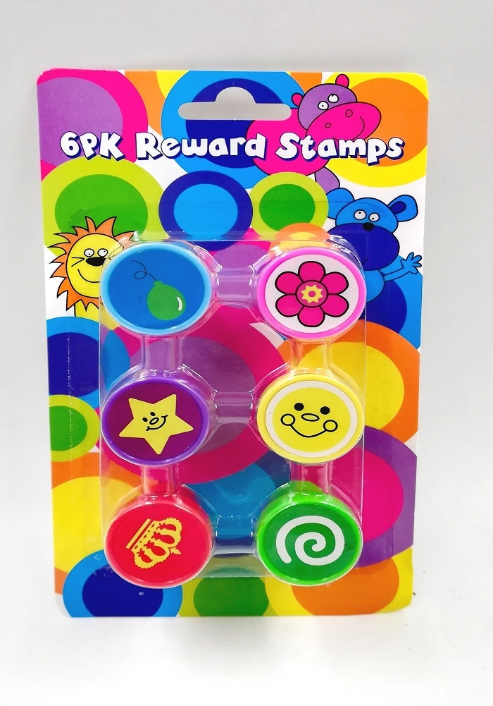 rewards design cute stamps for kids