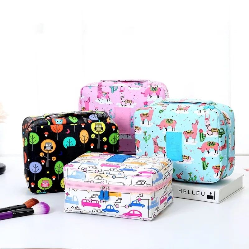 cosmetic pouches travel kit bag online india