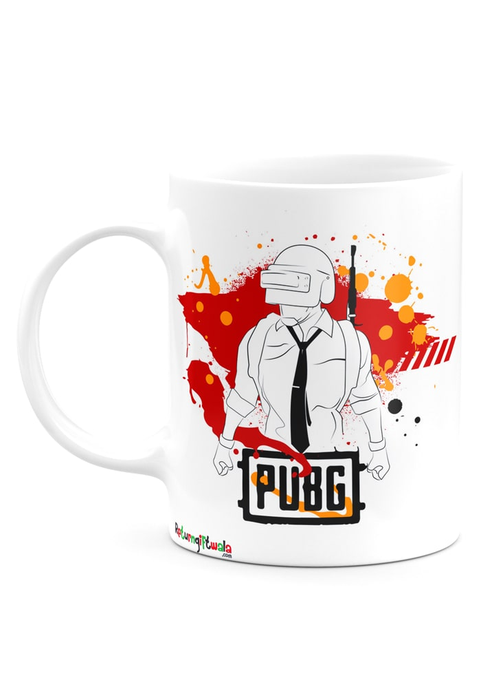 PUBG theme Mug Online in India