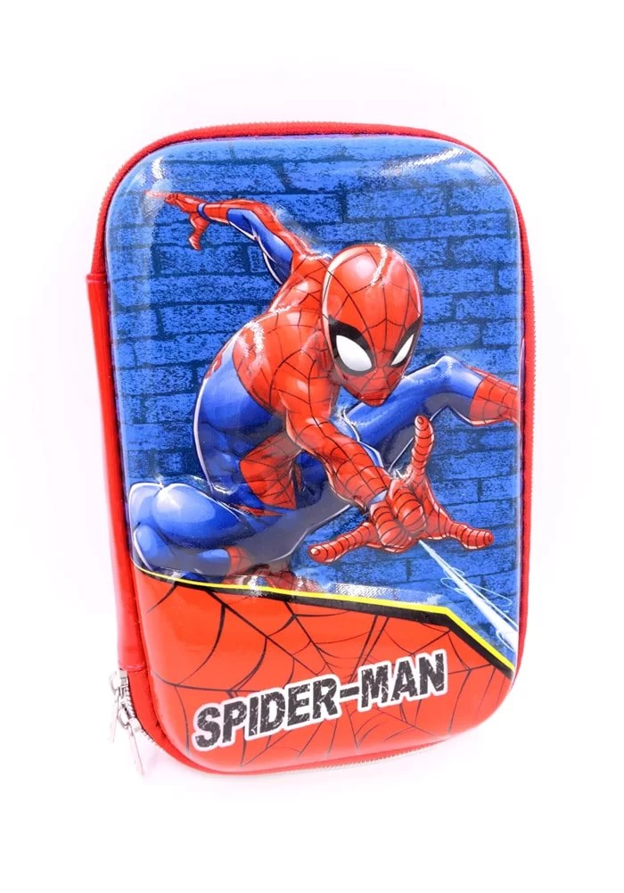 spider man pencil box for boys