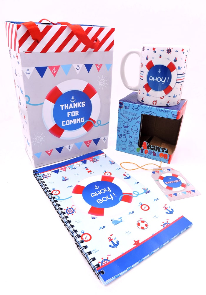 nautical theme return gifts budget combo
