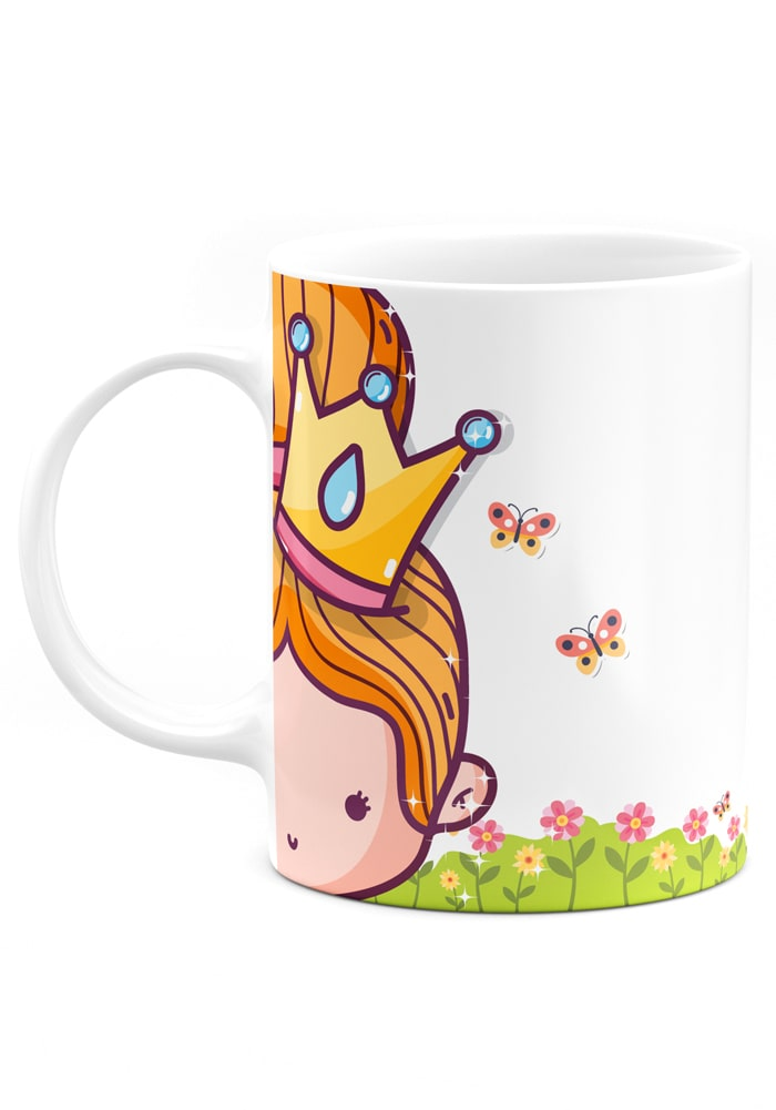 Princess theme Mug Online in India