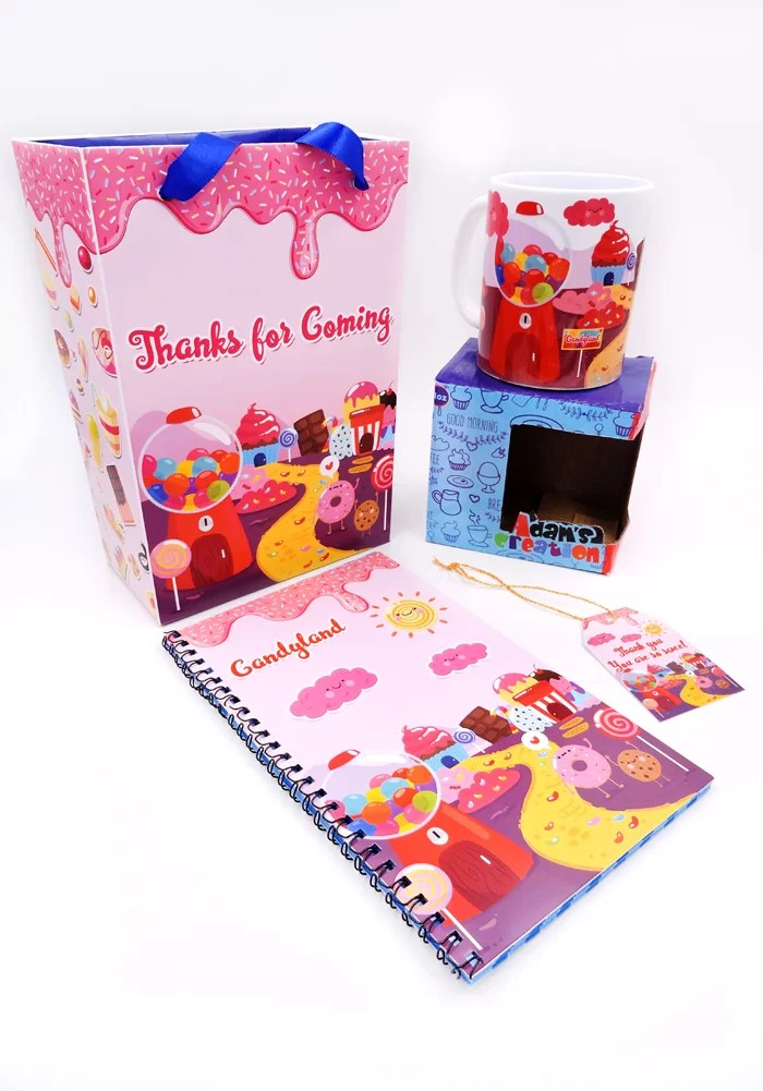 candy land theme luxury combo