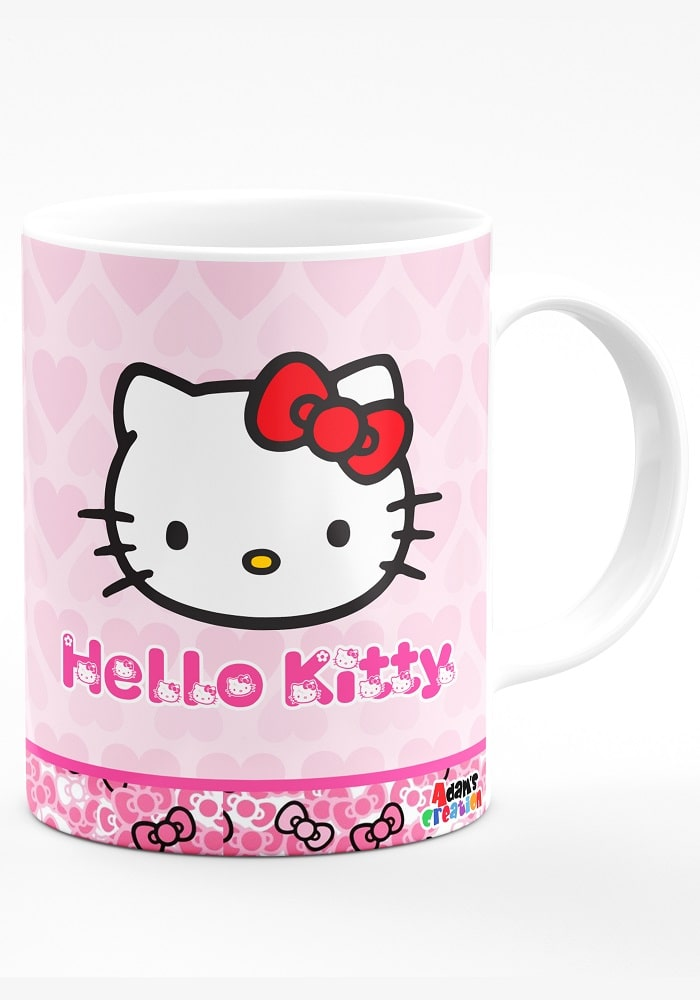 hello kitty theme mug online
