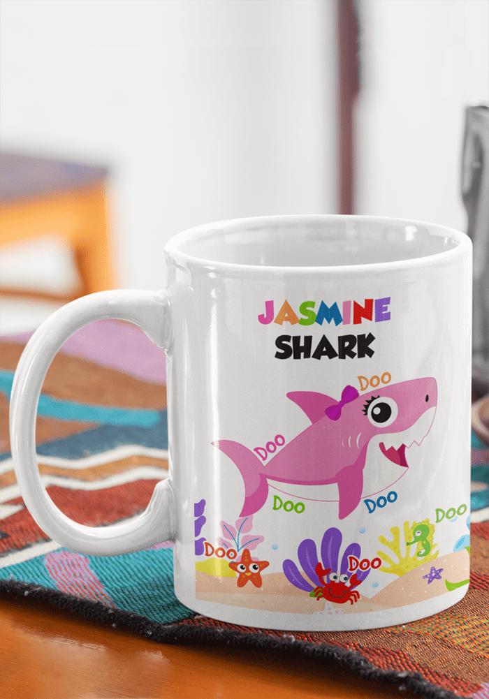 baby sister shark theme birthday for girls