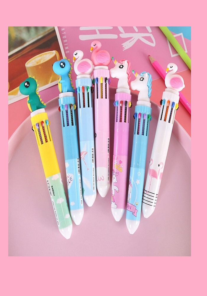 cute ball pens online in india10 in one fancy designer pens
