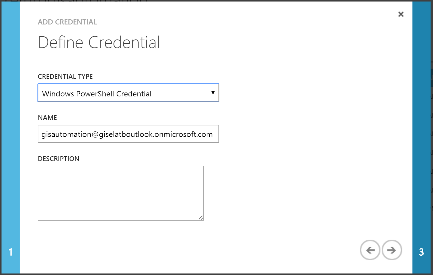 how to add credentials to a clientwebsocket