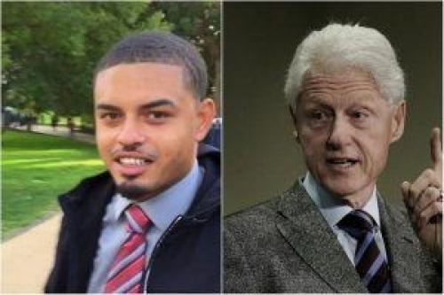 Danney WIlliams still claims to be Bill Clinton's illegitimate son to this day